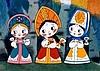 Слет юных Василис (Ирина) - Ярмарка Мастеров - ручная работа, handmade