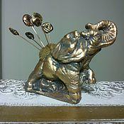 Для дома и интерьера ручной работы. Ярмарка Мастеров - ручная работа ВИНТАЖНАЯ ИГОЛЬНИЦА. Handmade.