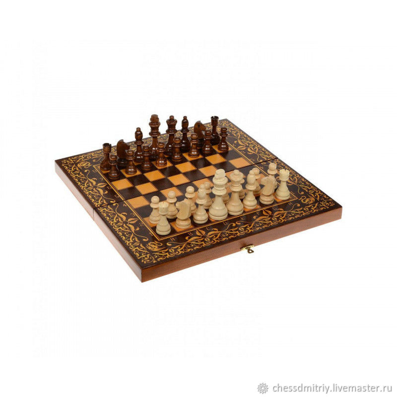 шахматы дракон большие купить в интернет магазине на ярмарке