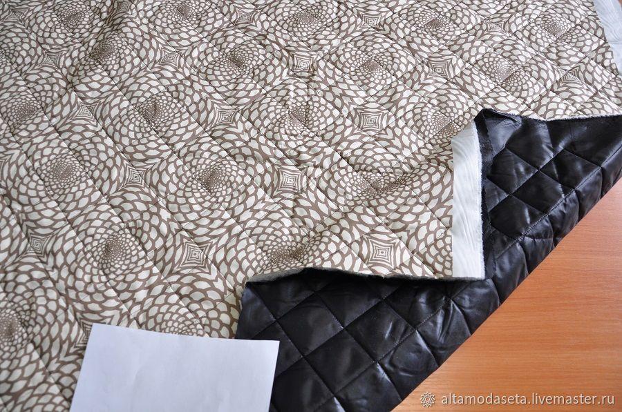Ткань для куртки из Италии, Ткани, Москва,  Фото №1