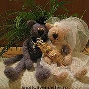 Свадебный салон ручной работы. Ярмарка Мастеров - ручная работа И коты тоже иногда женятся :). Handmade.