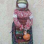Куклы и игрушки ручной работы. Ярмарка Мастеров - ручная работа народная кукла ручной работы. Handmade.