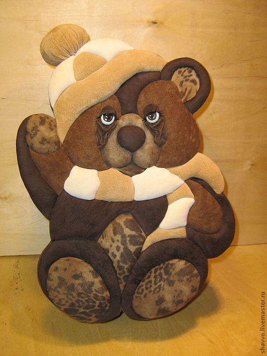 Шкатулки ручной работы. Ярмарка Мастеров - ручная работа. Купить Мишаня - коробочка-медвежонок. Handmade. Коричневый, упаковка для подарка, картон