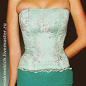 Corsets handmade. Livemaster - original item corset