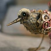 Подарки к праздникам ручной работы. Ярмарка Мастеров - ручная работа Птица Винтаж 2. Handmade.