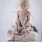 Куклы и игрушки ручной работы. Ярмарка Мастеров - ручная работа Портретная кукла Леночка. Handmade.