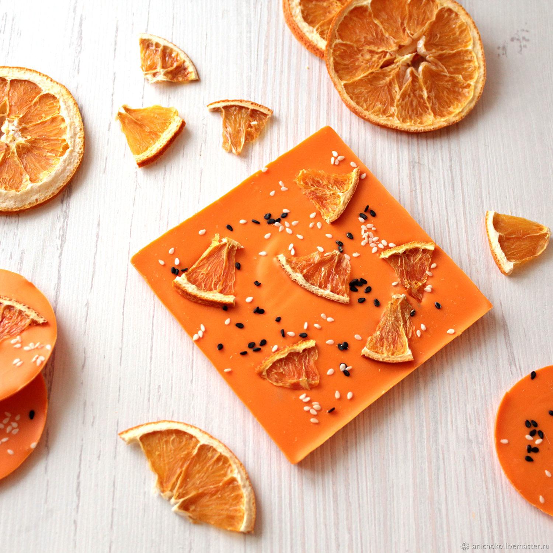 Шоколад Апельсиновый восторг, Кулинарные сувениры, Москва,  Фото №1