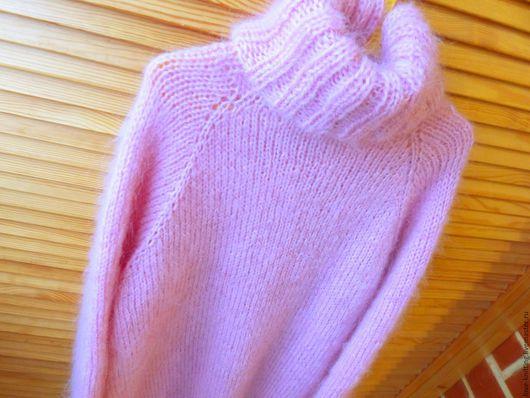 Кофты и свитера ручной работы. Ярмарка Мастеров - ручная работа. Купить Свитер МОХЕРОВАЯ СКАЗКА. Handmade. Свитер женский
