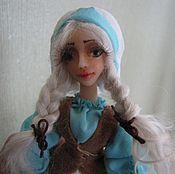 Куклы и игрушки ручной работы. Ярмарка Мастеров - ручная работа Кукла Белочка. Handmade.