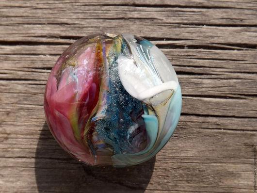"""Кулоны, подвески ручной работы. Ярмарка Мастеров - ручная работа. Купить Коллекция """"Летний дождь"""" Кулон1. Handmade. Комбинированный, стекло"""