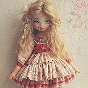 Куклы и игрушки ручной работы. Ярмарка Мастеров - ручная работа Клубничка. Handmade.