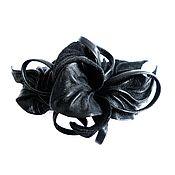 Украшения handmade. Livemaster - original item Flower french barrette for hair
