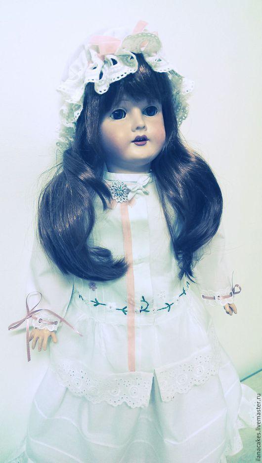 Антикварная кукла фабрики Бергман , Германия 1914 г