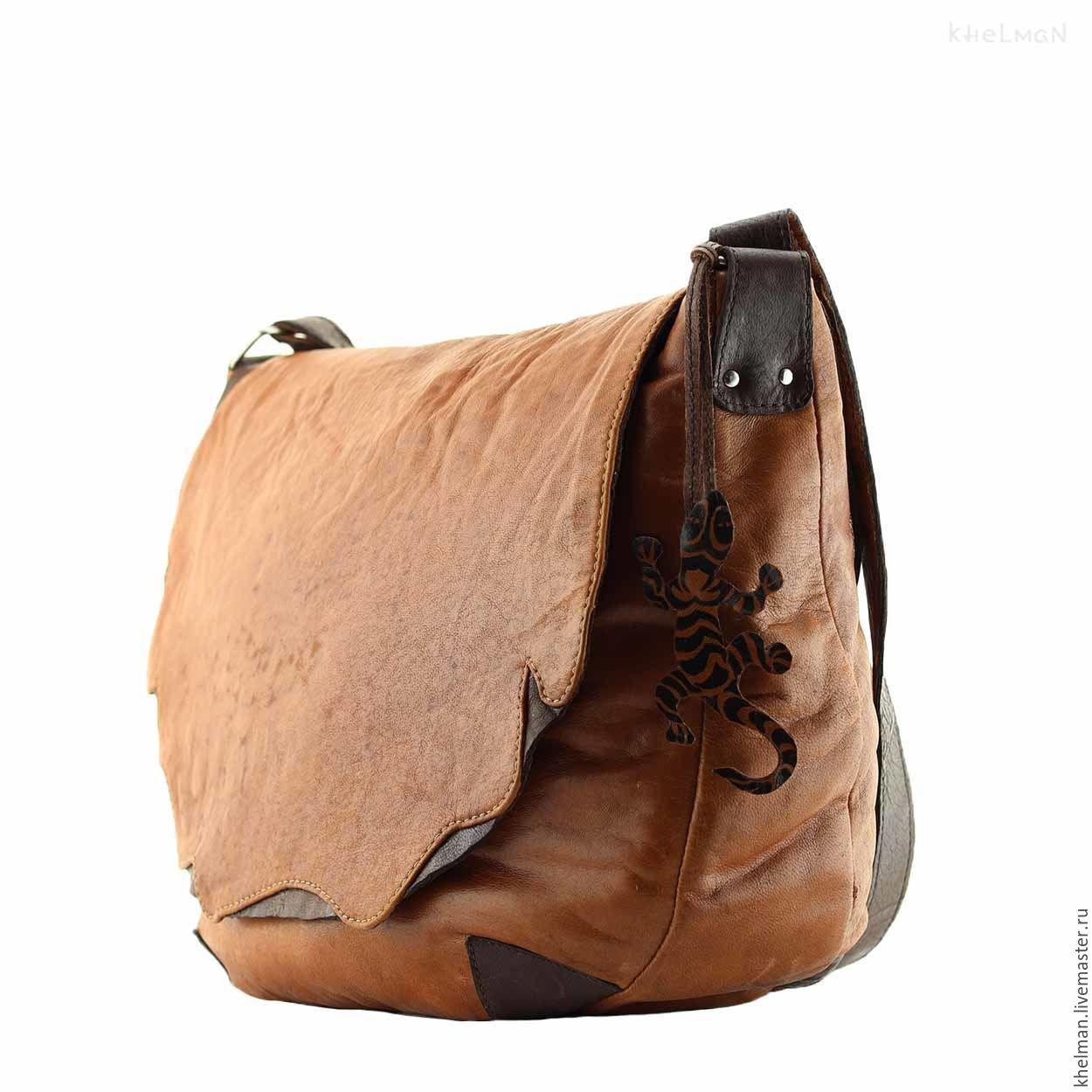 Airi объемная сумка в стиле городское бохо