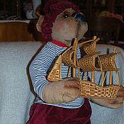 Куклы и игрушки ручной работы. Ярмарка Мастеров - ручная работа Морячок. Handmade.