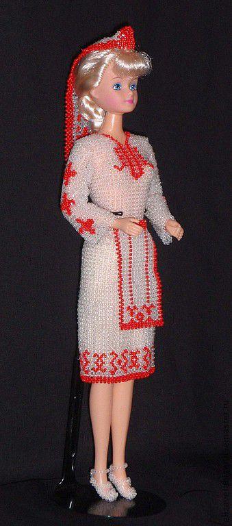 Человечки ручной работы. Ярмарка Мастеров - ручная работа. Купить Кукла Айвика. Handmade. Кукла, национальный костюм, кукла