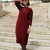 Одежда handmade. Livemaster - original item Women`s long dress. Handmade.
