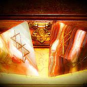 Фен-шуй и эзотерика handmade. Livemaster - original item Pyramid-talisman