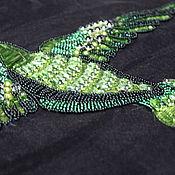 Материалы для творчества handmade. Livemaster - original item Embroidery style Gucci. Handmade.