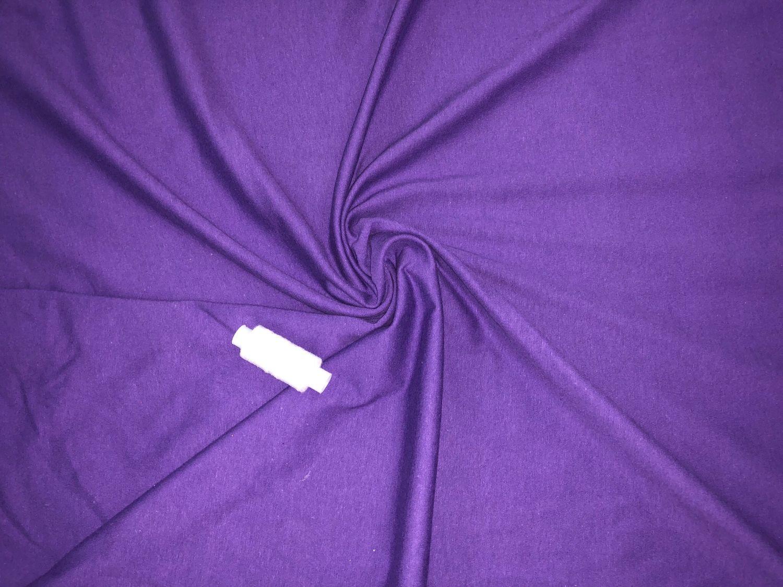 Трикотаж `Кулирка` Фиолетовый