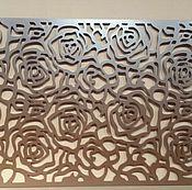 Для дома и интерьера ручной работы. Ярмарка Мастеров - ручная работа Декоративные перегородки из ламинированного мдф 10 мм. Handmade.