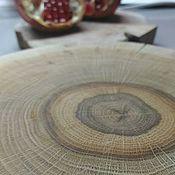 Для дома и интерьера ручной работы. Ярмарка Мастеров - ручная работа Спилы. Handmade.