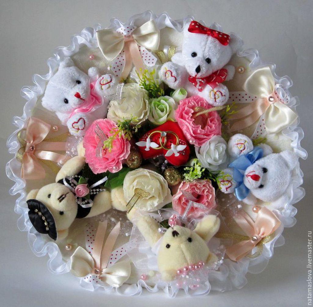 Что подарить вместо цветов к подарку 36