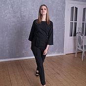 Одежда ручной работы. Ярмарка Мастеров - ручная работа Костюм топ с брюками. Handmade.