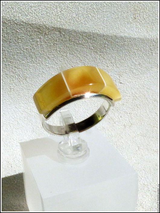 """Кольца ручной работы. Ярмарка Мастеров - ручная работа. Купить Кольцо """"Изящное"""". Handmade. Кольцо ручной работы, янтарь калининград"""