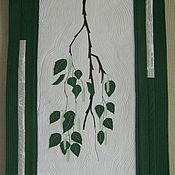 Картины и панно ручной работы. Ярмарка Мастеров - ручная работа Шум берез. Handmade.