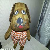 Куклы и игрушки ручной работы. Ярмарка Мастеров - ручная работа Ароматная собачка. Символ года. Handmade.