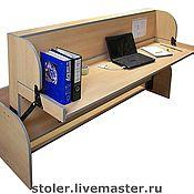 Для дома и интерьера ручной работы. Ярмарка Мастеров - ручная работа стол-кровать. Handmade.