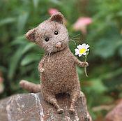 """Куклы и игрушки ручной работы. Ярмарка Мастеров - ручная работа """"Котеночек"""". Handmade."""