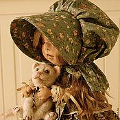 """Куклы и игрушки ручной работы. Ярмарка Мастеров - ручная работа текстильная кукла """" EMILY"""". Handmade."""
