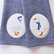 Для дома и интерьера handmade. Livemaster - original item Towels embroidered with
