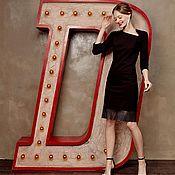 Платья ручной работы. Ярмарка Мастеров - ручная работа Маленькое черное платье. Handmade.