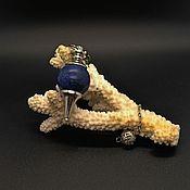 Фен-шуй и эзотерика handmade. Livemaster - original item A pendulum made of lapis lazuli. Handmade.