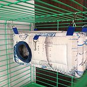 Для домашних животных, ручной работы. Ярмарка Мастеров - ручная работа Домик для крысы. Handmade.