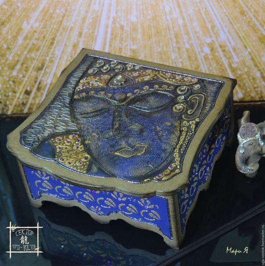 купить шкатулку, шкатулка купить в москве, деревянная шкатулка, купить  шкатулку ручной работы, шкатулка фиолетовая, будда сувениры, индийский стиль, дизайн индийском стиле, знак ом купить
