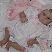 Куклы и игрушки ручной работы. Ярмарка Мастеров - ручная работа Кукла реборн Тейлор.. Handmade.