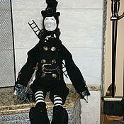 Куклы и игрушки ручной работы. Ярмарка Мастеров - ручная работа Трубочист Урмас. Handmade.