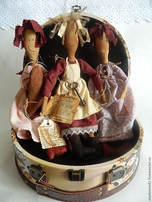 Ароматизированные куклы ручной работы. Ярмарка Мастеров - ручная работа. Купить компания Примитивов. Handmade. Коричневый, бежевый