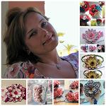 Украшения для волос от OlgaFflowers - Ярмарка Мастеров - ручная работа, handmade