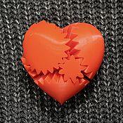 Подарки на 14 февраля ручной работы. Ярмарка Мастеров - ручная работа Механическое сердце из пластика. Handmade.
