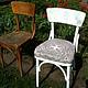 Мебель ручной работы. Ярмарка Мастеров - ручная работа. Купить Реставрация венского стула. Handmade. Белый, реставрация, прованс, шебби
