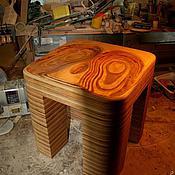 Для дома и интерьера ручной работы. Ярмарка Мастеров - ручная работа тубареты для мужчины и женщины. Handmade.