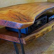 Для дома и интерьера ручной работы. Ярмарка Мастеров - ручная работа Тумба под телевизор. Handmade.