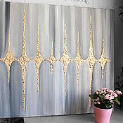 Картины и панно handmade. Livemaster - original item Painting in the interior
