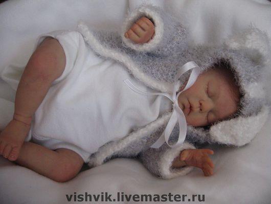 Куклы-младенцы и reborn ручной работы. Ярмарка Мастеров - ручная работа. Купить Кукла Реборн Кроха Tiny Sleeper. Handmade.