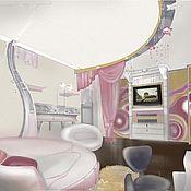 Дизайн и реклама ручной работы. Ярмарка Мастеров - ручная работа Дизайн интерьеров от профессионального архитектора. Handmade.